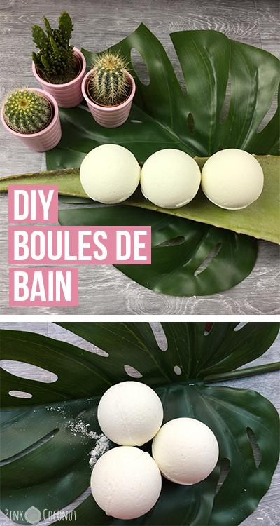 Comment faire des boules de bains façon lush 100% bio et naturelles pour un bain relaxant et une hydratation intense de la peau.