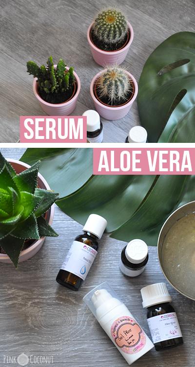 Gel d'Aloé vera, mon nouveau geste slow-cosmétique. Une recette de Comsaking avec tous les ingrédients pour réaliser chez toi, un sérum adapté à ton type de peau.
