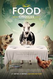 Affiche du documentaire Food choices