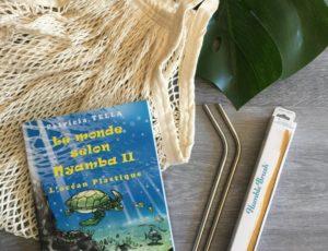 photo du Concours : Le monde de Nyamba 2 - L'océan plastique
